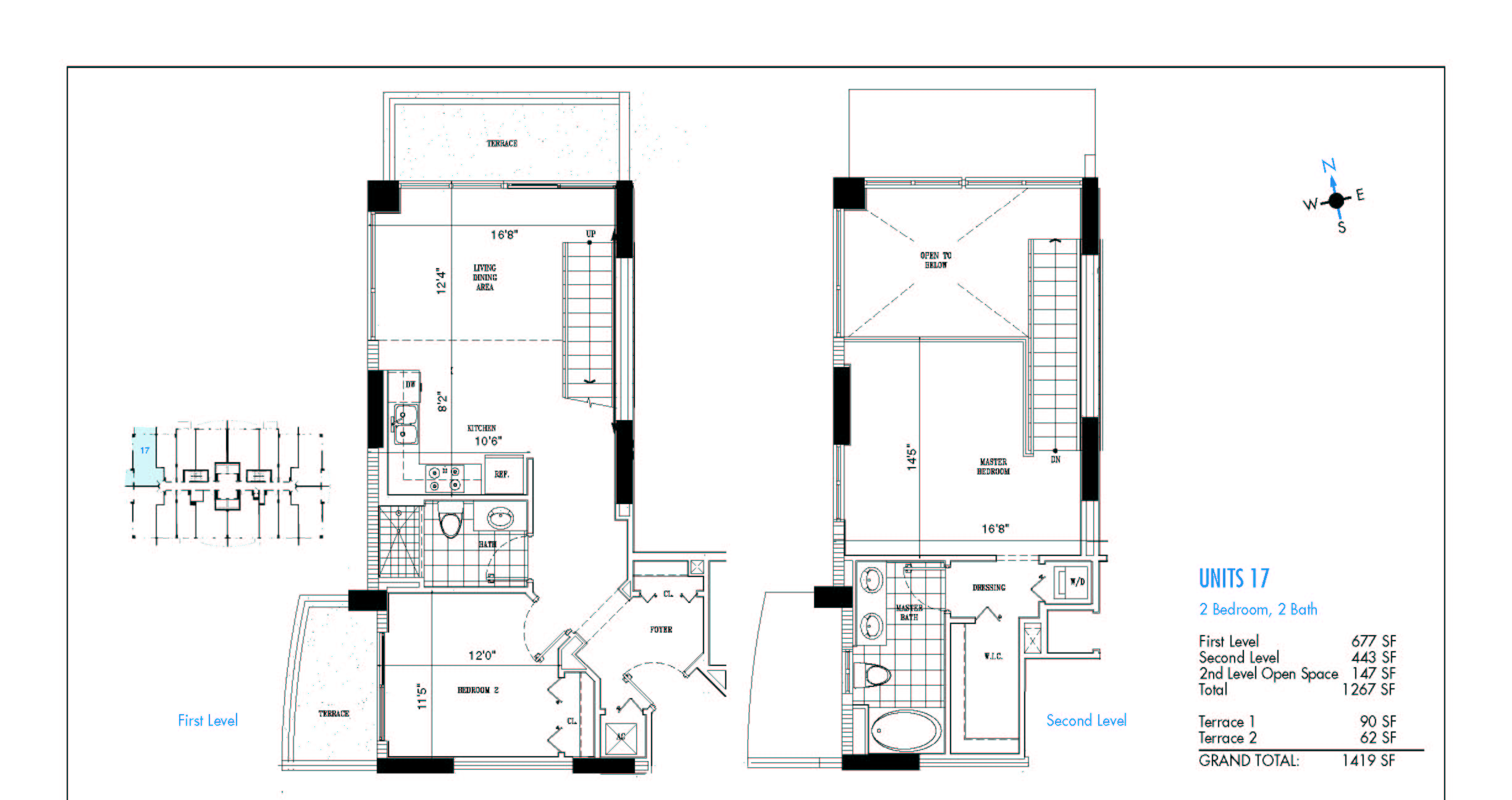 Floors Plans also Floors Plans in addition High Rise Apartment Floor Plans also Plan Ground Floor as well Penthouse Apartment Floor Plans. on 55 east erie